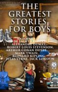 Descarga gratuita de libros de texto en inglés. THE GREATEST STORIES FOR BOYS de DUMAS ALEXANDRE, ROBERT LOUIS STEVENSON, TWAIN MARK