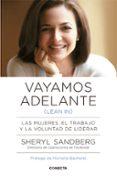 VAYAMOS ADELANTE - 9788415431671 - SHERYL SANDBERG