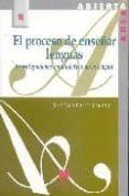 PROCESO DE ENSEÑAR LENGUAS - 9788471337771 - JOSE LINO BARRIO