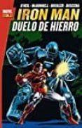 IRON MAN. DUELO DE HIERRO - 9788490947371 - VV.AA.
