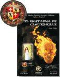 EL FANTASMA DE CANTERVILLE = THE CANTERVILLE GHOST (INCLUYE CD) ( BILINGUE ESPAÑOL-INGLES) - 9788492803071 - OSCAR WILDE