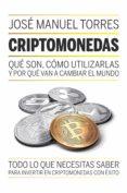 Ebooks para descargar gratis de cuentas CRIPTOMONEDAS MOBI CHM 9788498754971 (Spanish Edition)