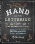 HAND LETTERING (DIBUJAR A MANO LETRAS Y ALFABETOS) - 9789089988171 - DOAN GRAVES