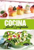 COCINA FACIL & RAPIDA - 9788415094081 - VV.AA.