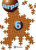 ARPA 6 (EDUCACION PRIMARIA) - 9788421640081 - VV.AA.