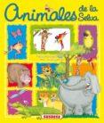 ANIMALES DE LA SELVA (PEQUEDICCIONARIO EN IMAGENES) - 9788430540181 - GISELA SOCOLOVSKY