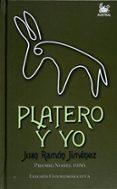 PLATERO Y YO (EDICION ESPECIAL) - 9788467022681 - JUAN RAMON JIMENEZ
