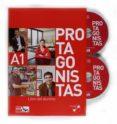 PROTAGONISTAS - LIBRO DEL ALUMNO (ELE: ADULTOS HABLA ALEMANA) - 9788467526981 - VV.AA.