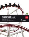 MATEMÁTICAS B (ORIENTADAS A LAS ENSEÑANZAS ACADÉMICAS) 4º ESO SAV IA TRIMESTRES - 9788467587081 - VV.AA.