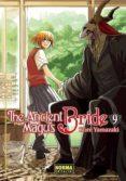 the ancient magus bride 9-kore yamazaki-9788467932881