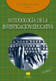 METODOLOGIA DE LA INVESTIGACION EDUCATIVA - 9788471337481 - RAFAEL BISQUERRA ALZINA