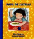 SOPA DE LETRAS - 9788481313581 - FINA MASGRAU