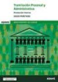 CASOS PRACTICOS TRAMITACION PROCESAL Y ADMINISTRATIVA, PROMOCION INTERNA - 9788490846681 - VV.AA.