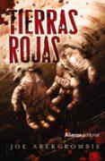 tierras rojas (novela del mundo de la primera ley)-joe abercrombie-9788491810681