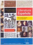 LITERATURA ESP BACH EDAD MEDIA ACTUALID - 9788497784481 - VV.AA.