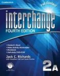 INTERCHANGE LEVEL 2 FULL CONTACT A WITH SELF-STUDY DVD-ROM 4TH EDITION - 9781107637191 - VV.AA.