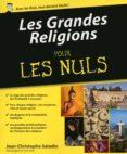 LES GRANDES RELIGIONS POUR LES NULS (EBOOK) - 9782754075091 - JEAN-CHRISTOPHE SALADIN