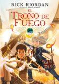 el trono de fuego (las cronicas de los kane (comic) 2)-rick riordan-9788417460891