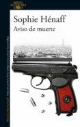 AVISO DE MUERTE - 9788420426891 - SOPHIE HENAFF