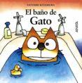 EL BAÑO DE GATO - 9788420789491 - SATOSHI KITAMURA