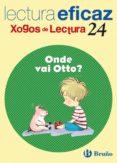 ¿ONDE VAI, OTTO? XOGO DE LECTURA - 9788421663691 - VV.AA.