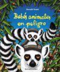 BEBES ANIMALES EN PELIGRO - 9788426137791 - DONALD GRANT