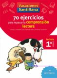 1 VACACIONES COMPRENSION LECTORA (EDUCACION PRIMARIA) - 9788429407891 - VV.AA.