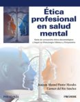 ética profesional en salud mental (ebook)-joaquin manuel pastor morales-carmen del rio sanchez-9788436840391