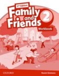 FAMILY AND FRIENDS 2 ACTIVITY BOOK EXAM POWER PACK 2ND EDITION - 9788467393491 - VV.AA.