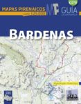 BARDENAS (MAPAS PIRENAICOS 1:25000) - 9788482166391 - MIGUEL ANGULO