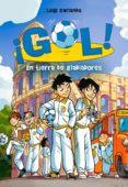 ¡GOL! 11: EN TIERRA DE GLADIADORES - 9788484417491 - LUIGI GARLANDO