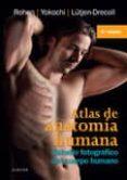 ATLAS DE ANATOMÍA HUMANA, 8ª ED. - 9788490229491 - J.W. ROHEN