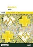 TEMARI ZELADOR/A INSTITUT CATALA DE LA SALUT - 9788491477891 - VV.AA.