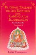 GRAN TRATADO DE LOS ESTADIOS EN EL CAMINO A LA ILUMINACION (T. 2) - 9788496478091 - LAMA TSONGKAPA
