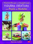 terrorificas y simpaticas figuras creativas con pasta de modelar-maureen carlson-9788498743791