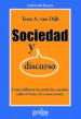 SOCIEDAD Y DISCURSO (EBOOK) TEUN A. VAN DIJK