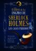 el libro de los enigmas de sherlock holmes: los casos perdidos-9788466234221