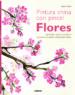(pe) pintura china con pincel: flores-9789089984951