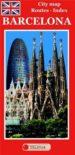 plano turistico barcelona (ing)-9788496850361