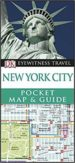 new york city pocket map and guide eyewitness-9780241310571