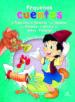 pequeños cuentos: el flautista de hamelin; los musicos de bremen; el libro de la selva; pinocho-9788466230971