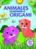 ANIMALES DIVERTIDOS DE ORIGAMI MAURICIO ROBLES