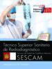 tecnico superior sanitario de radiodiagnostico. servicio de salud de castilla-la mancha (sescam). simulacros de examen-9788468177991