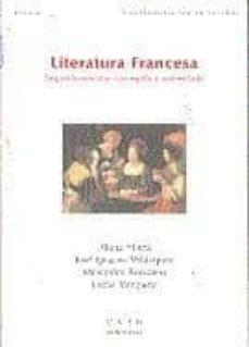 Enmarchaporlobasico.es Literatura Francesa (45304ad01a01-46302ad01a01) Image