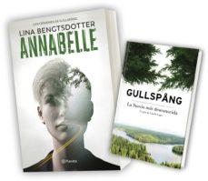 Descargar google books a pdf PACK CDL ANNABELLE de LINA BENGTSDOTTER  8432715109501 (Literatura española)