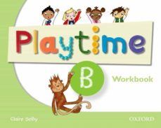 Descargar libros gratis en pc PLAYTIME: B: WORKBOOK: STORIES, DVD AND PLAY- START TO LEARN REAL-LIFE ENGLISH THE PLAYTIME WAY! iBook FB2