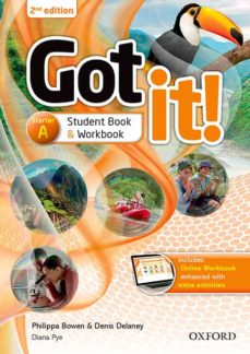 Descarga gratuita de la guía telefónica GOT IT!: STARTER LEVEL: STUDENT S PACK WITH MULTI-ROM