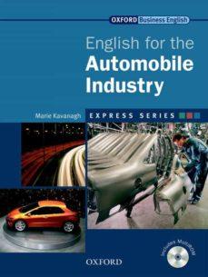 Descargar ENGLISH FOR THE AUTOMOBILE INDUSTRY gratis pdf - leer online