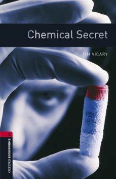 Descarga gratuita de libros electrónicos epub OXFORD BOOKWORMS 3 CHEMICAL SECRET MP3 PACK 9780194620901