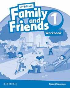 family & friends 1 ab 2ed-9780194811101